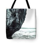 Rock-face Tote Bag