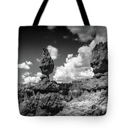 Rock Formations Of Bryce Canyon Tote Bag