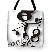 Rock 'n Roll Tote Bag