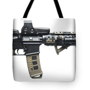 Rock River Arms Ar-15 Rifle Equipped Tote Bag