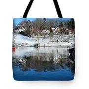 Rockport Winter Tote Bag