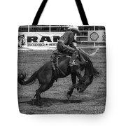 Rodeo Saddleback Riding 5 Tote Bag
