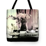 Romance In The Afternoon Tote Bag