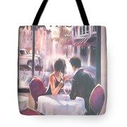 Secret Liason Tote Bag