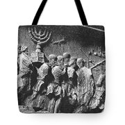 Rome: Arch Of Titus Tote Bag