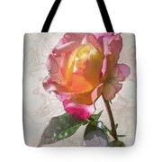 Rosa, 'glowing Peace' Tote Bag