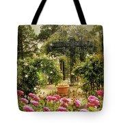 Rose Arbor Tote Bag