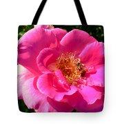 Rose Bee Tote Bag