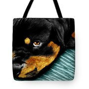 Rotty Tote Bag