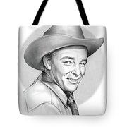 Roy Rogers Tote Bag