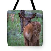 Rubber Necking Tote Bag