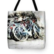 Running Tote Bag by Art Di
