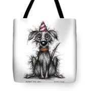 Rupert The Dog Tote Bag