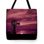 Rustic Sunset - Colorado Tote Bag