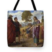 Ruth In Boazs Field Tote Bag