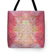 Sacred Symbols Out Of The Void 1b Tote Bag