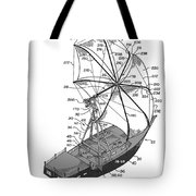 Sailing System Tote Bag