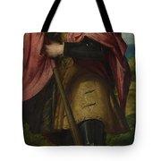 Saint Alexander Tote Bag
