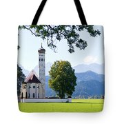 Saint Coloman Church 2 Tote Bag
