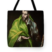 Saint James The Greater Tote Bag