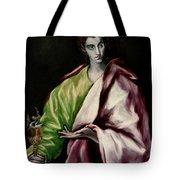 Saint John The Evangelist Tote Bag