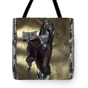 Saint Luke Tote Bag