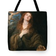 Saint Rosalie Tote Bag