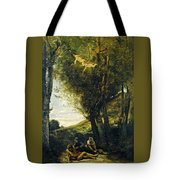 Saint Sebastian Succored By The Holy Women Tote Bag