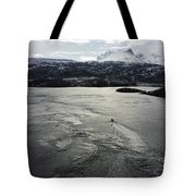 Saltstraumen View Tote Bag