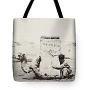 Samarkand: Transport, C1870 Tote Bag