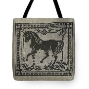Sampler Tote Bag