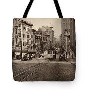 San Francisco 1945 Tote Bag