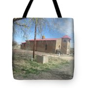 San Rafael Church Tote Bag