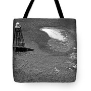 Sand Key Lighthouse Fl Tote Bag