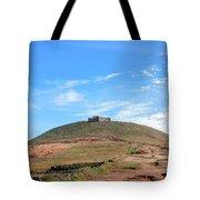 Santa Barbara Castle - Lanzarote Tote Bag