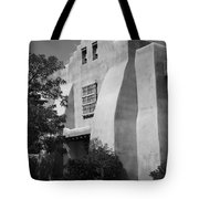 Santa Fe - Adobe Church Tote Bag