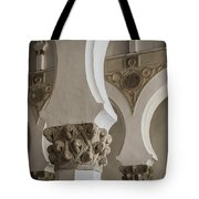 Santa Maria La Blanca Synagogue - Toledo Spain Tote Bag