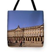 Santiago De Compostela Galicia Spain Tote Bag