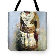 Sarah Winnemucca Tote Bag