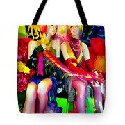 Sassy Sisters Tote Bag