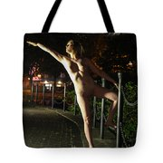 Satine Spark Tote Bag