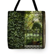 Savannah Gate Tote Bag