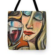 Savoring The First Sip Tote Bag