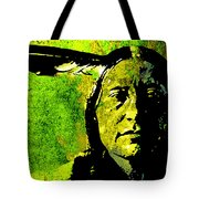 Scabby Bull Tote Bag by Paul Sachtleben