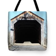 Schofield Ford Covered Bridge Tote Bag