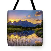 Schwabacher's Reflection Tote Bag