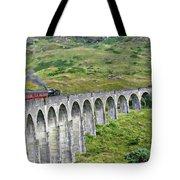 Scottish Highlands Tote Bag