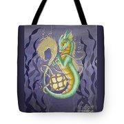 Sea Dragon II Tote Bag