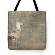 Seagull - Jersey Shore Tote Bag