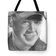 Sean Murray Tote Bag